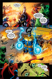 Page #1from Avengers Assemble #4
