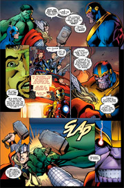 Page #3from Avengers Assemble #4