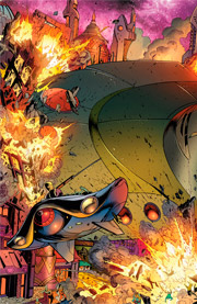 Page #3from Avengers Assemble #5