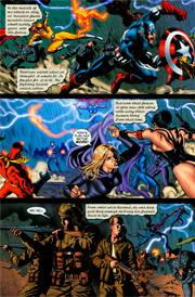 Page #2from Avengers / Invaders #12
