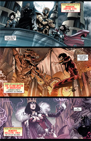 Page #1from Avengers World #14