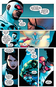 Page #2from Avengers and X-Men: Axis #4