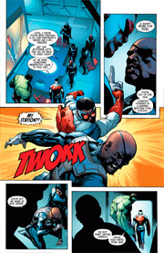 Page #3from Avengers and X-Men: Axis #4