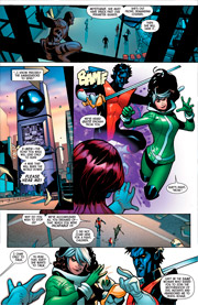 Page #3from Avengers and X-Men: Axis #6