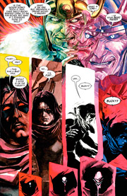 Page #3from Bucky Barnes: the Winter Soldier #2