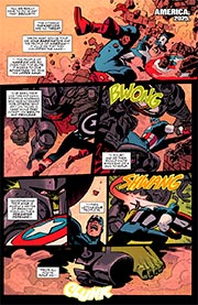 Page #1from Captain America #699