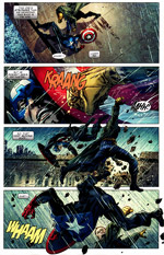 Page #2from Captain America #615