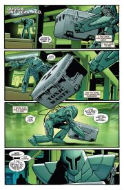 Page #1from Invincible Iron Man #2