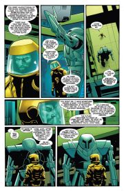 Page #2from Invincible Iron Man #2