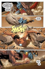Page #3from Invincible Iron Man #8