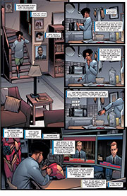 Page #2from Invincible Iron Man #7