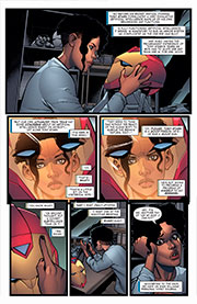 Page #3from Invincible Iron Man #7