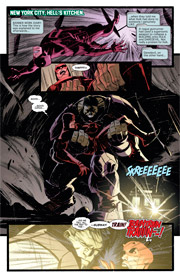 Page #1from Indestructible Hulk #10