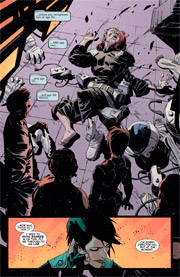 Page #3from Indestructible Hulk #11
