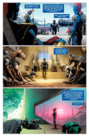Page #3from Infinity #3