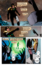 Page #1from Loki: Agent of Asgard #9