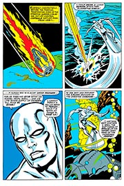 Page #2from Silver Surfer #1