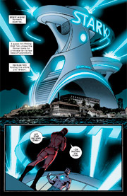 Page #3from Superior Iron Man #2