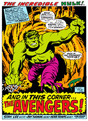 Page #1from Incredible Hulk #128