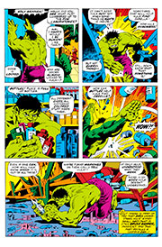 Page #2from Incredible Hulk #154