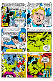 Page #3from Incredible Hulk #154
