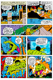 Page #3from Incredible Hulk #173