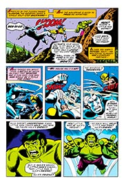 Page #3from Incredible Hulk #181