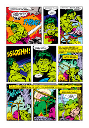 Page #3from Incredible Hulk #194