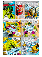 Page #2from Incredible Hulk #199