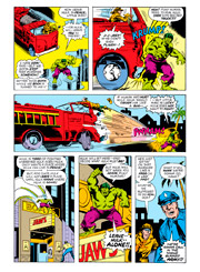 Page #3from Incredible Hulk #199