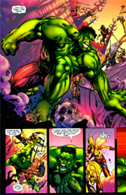 Page #3from Incredible Hulk #92