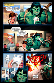 Page #1from Incredible Hulk #602