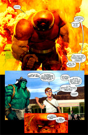 Page #2from Incredible Hulk #602