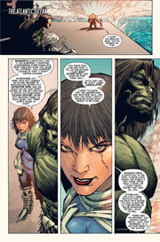 Page #1from Incredible Hulk #4