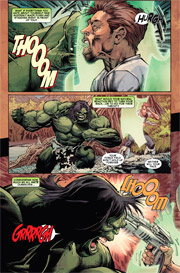 Page #1from Incredible Hulk #6
