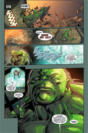 Page #1from Incredible Hulk #7