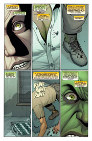 Page #1from Incredible Hulk #8