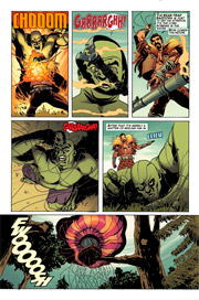 Page #3from Incredible Hulk #11