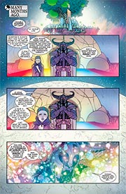 Page #1from The Mighty Thor #705