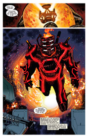 Page #2from Uncanny Avengers #7