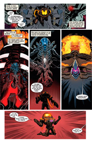 Page #3from Uncanny Avengers #7