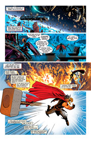 Page #1from Uncanny Avengers #8