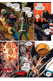 Page #3from Uncanny Avengers #10