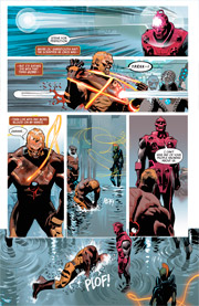 Page #2from Uncanny Avengers #2