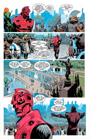 Page #3from Uncanny Avengers #2