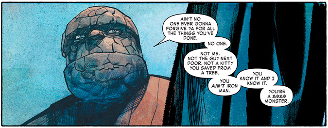 Image from Invincible Iron Man #593