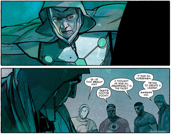 Image from Invincible Iron Man #594