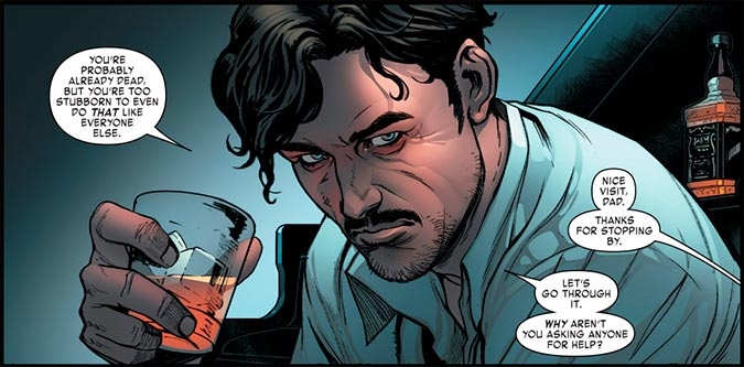 Image from Invincible Iron Man #596