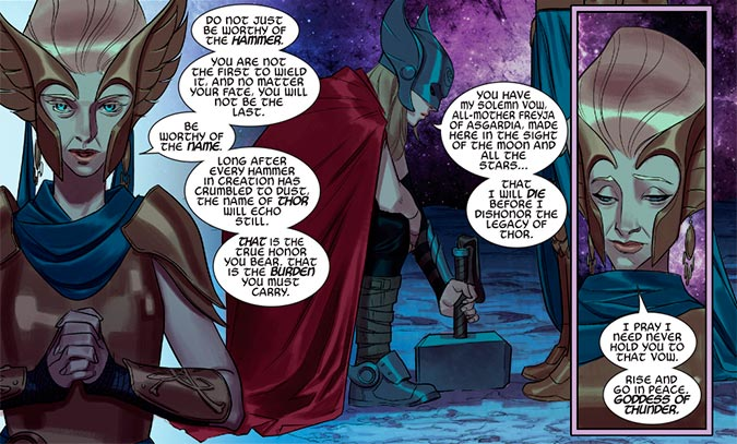 Image from Thor #5