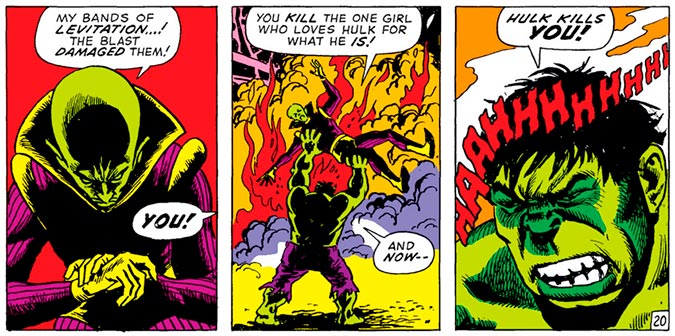 Incredible Hulk #148